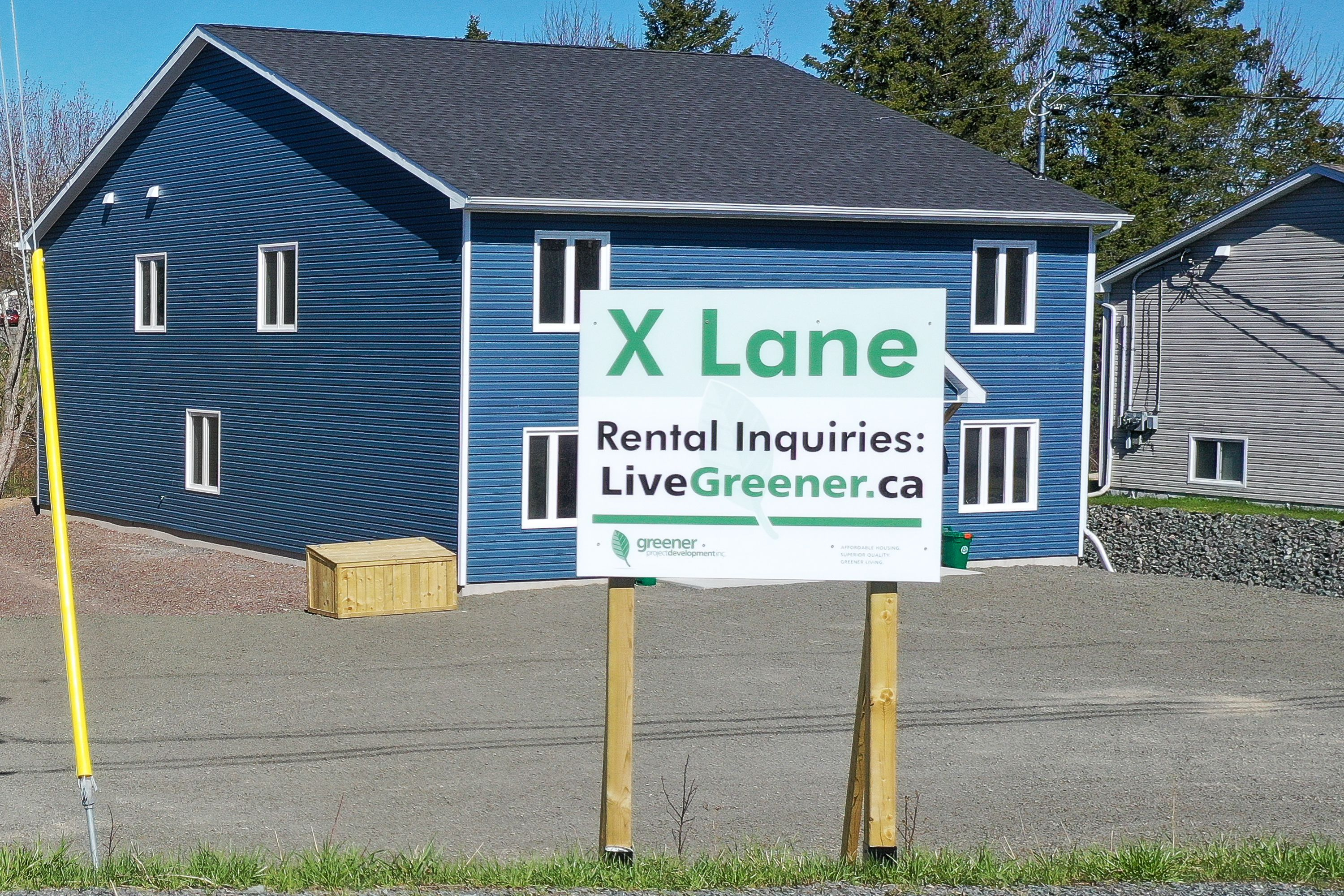 X LANE - Florence Circle, Antigonish